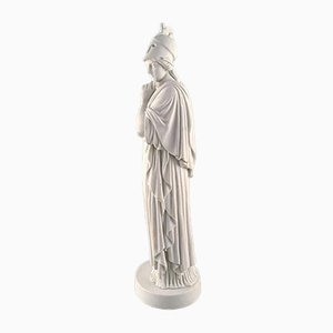 Antique Athena Sculpture from Bing & Grondahl, 1890s