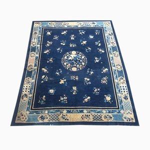 Großer antiker chinesischer Teppich