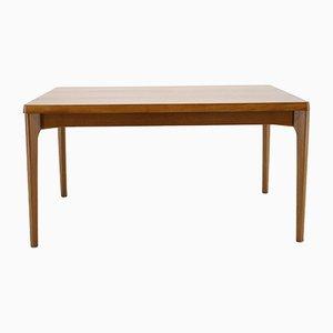 Ausziehbarer dänischer Tisch aus Eiche von Henning Kjærnulf für Vejle Mobelfabrik, 1960er
