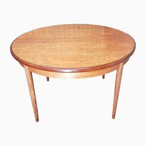 Tavolo da pranzo Fresco allungabile di Victor Wilkins per G-Plan, anni '60