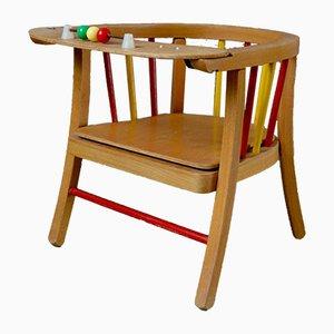 Chaise d'Enfant Mid-Century de Baumann, 1950s