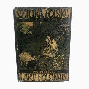 Litografia Art of Poland antica di Józef Mehoffer, 1903