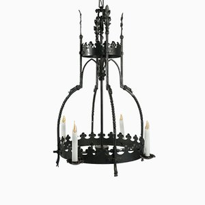 Antique Gothic Style Hanging Lamp