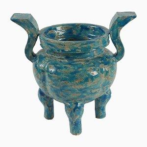 Chinesische Vintage Keramikvase