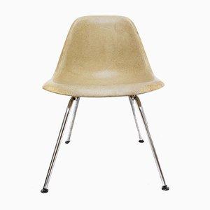 Chaise Basse avec Cadre en H par Charles & Ray Eames pour Vitra, 1970s