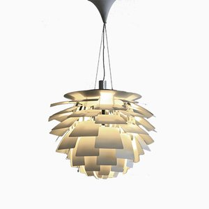 Lámpara colgante Artichoke de Poul Henningsen para Louis Poulsen, años 60