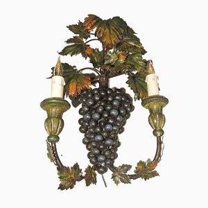 Grapes Wandleuchte, 1960er