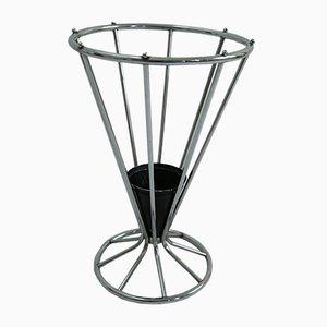 Porte-Parapluies Vintage en Chrome