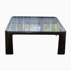 Schwarzer Amanta Tisch von Mario Bellini für C&B Italia, 1970er