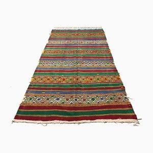 Großer türkischer Vintage Kelim Teppich, 1960er