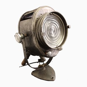 Vintage Stage Spotlight from A.E. Cremer, 1930s