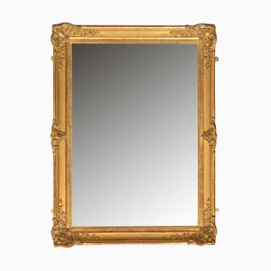 Antique Gilt Mirror, 1890s