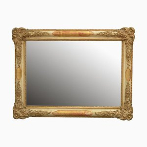 Antique French Gilt Mirror, 1890s