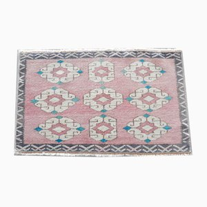 Teppich mit geometrischem Muster, 1970er