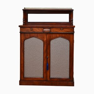 William IV Mahogany Chiffonier, 1835