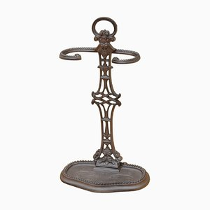 Antique French Umbrella Stand, 1880s