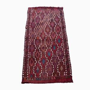 Vintage Turkish Nomadic Cicim Rug, 1970s