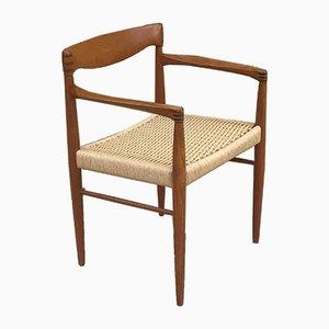 Carver Stuhl von H.W. Klein für Bramin, 1960er