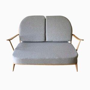 203 Compact Sofa mit hellem Holzsofa von Lucian Ercolani für Ercol, 1960er
