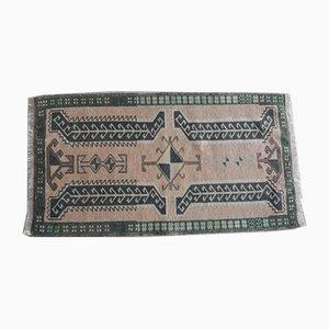 Handgeknüpfter türkischer Teppich, 1970er