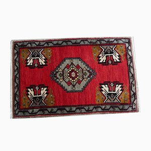 Small Turkish Accent Rug, 1970s