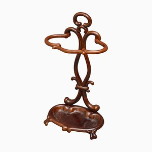 Antique Art Nouveau Umbrella Stand, 1900s