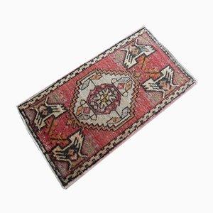 Kleiner kurdischer Vintage Teppich, 1970er