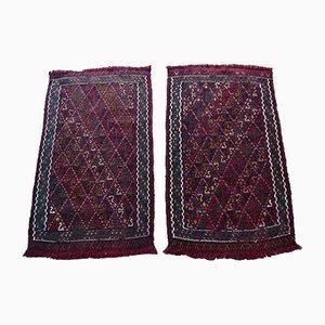 Kleine Vintage Oushak Teppiche, 1970er, 2er Set