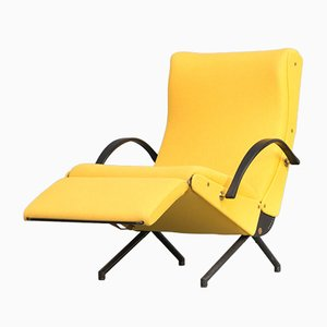 P40 Lounge Chair by Osvaldo Borsani for Tecno, 1950s