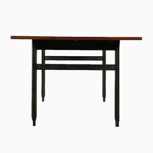 Ausziehbarer italienischer Vintage Tisch aus Palisander, 1960er