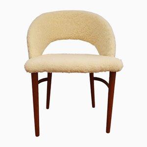 Dänischer Mid-Century Stuhl von Frode Holm für Chr. Linnebergs Møbelfabrik, 1960er