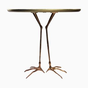 Vintage Traccia Table by Méret Oppenheim for Simon Collezione