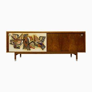 Mid-Century Sideboard von Alfred Hendrickx für Belform