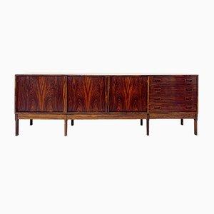 Italian Rosewood Sideboard, 1970s