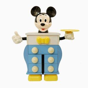 Cajonera de Mickey Mouse de Pierre Colleu para Starform, años 80