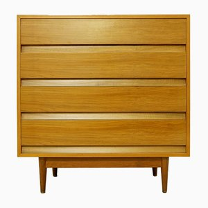 Belgian Chest of Drawers from Van den Berghe Pauvers, 1960s