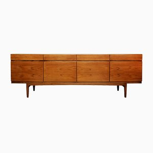 Danish FA 66 Teak Sideboard by Kofod Larsen for Faarup, 1960s