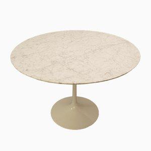 Tavolo da pranzo rotondo di Eero Saarinen per Knoll International, anni '70