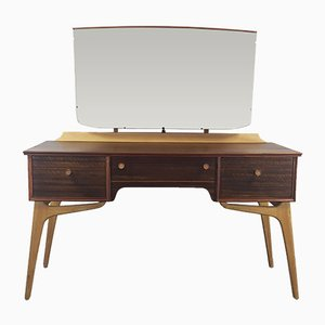 Toeletta Mid-Century vintage di Alfred Cox per AC Furniture