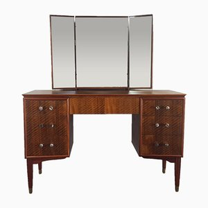 Rosewood Dressing Table with Removable Mirror by Vesper for Gimson & Slater, 1950s