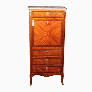 Antique French Rosewood Secretaire