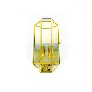 Brass Wall Lamp from Stilnovo, 1960s