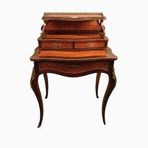 Antique Rosewood Mobile Desk