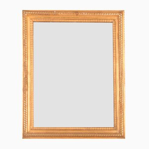Rectangular Antique Mirror