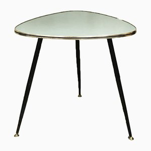 Table Basse Tripode Mid-Century, Allemagne, 1960s