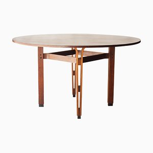 Rosewood Olbia Table by Ico & Luisa Parisi for MIM, 1958