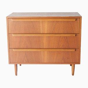 Mid-Century Modern Swedish Teak Chest, 1960s