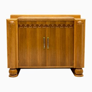Art Deco Oak Sideboard from CWS Ltd, 1930s
