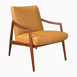 Chaise par Hartmut Lohmeyer pour Wilkhahn, 1950s