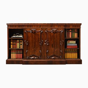 Antique Victorian Rosewood Sideboard